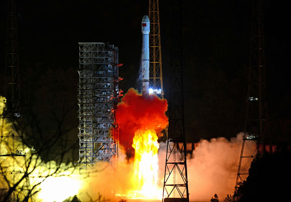 The Chang'e-4 blasted off from the Xichang Satellite Launch Center in southwest China on Dec. 8, loaded onto a Long March 3B rocket. The craft completed the 238,855-mile journey to the moon in roughly 4½ days. Flight controllers have been running tests and refining the Chang'e-4's orbit, before deploying the lander in early January.