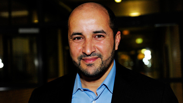 Rotterdam's Moroccan-born mayor Ahmed Marcouch